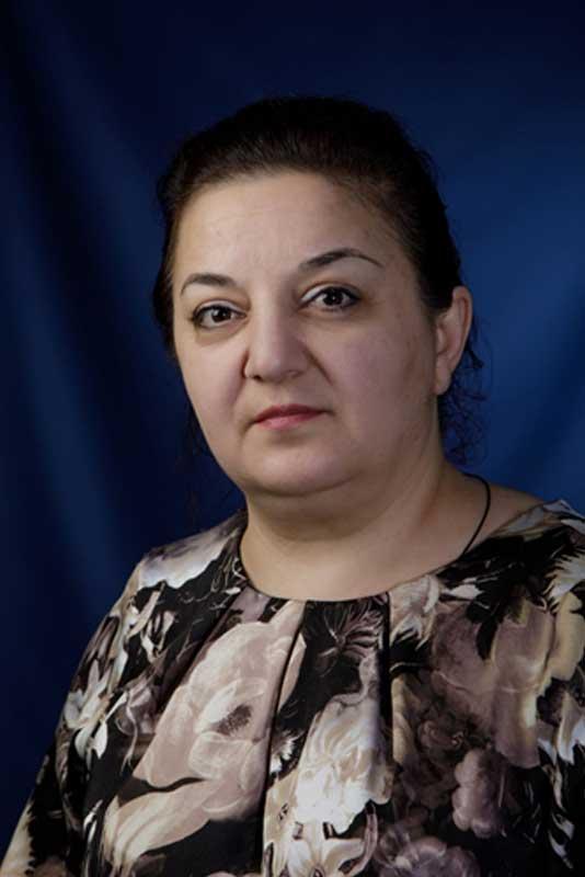Маркосян А. Г, учитель начальных классов