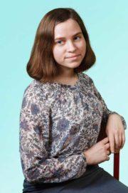 Портнягина И. С. учитель русского языка и литературы, редактор школьной газеты, глава SMM отдела