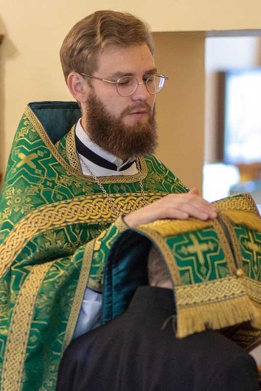 Прихотько К. Д. Преподаватель основ православной веры